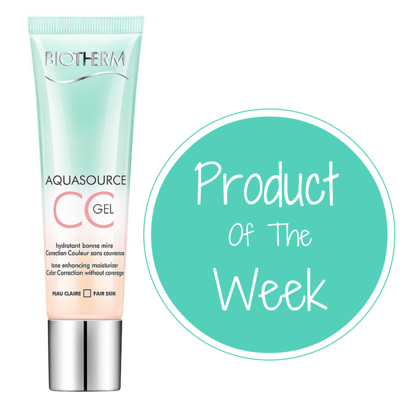 Product Of The Week Biotherm Aquasource CC Gel
