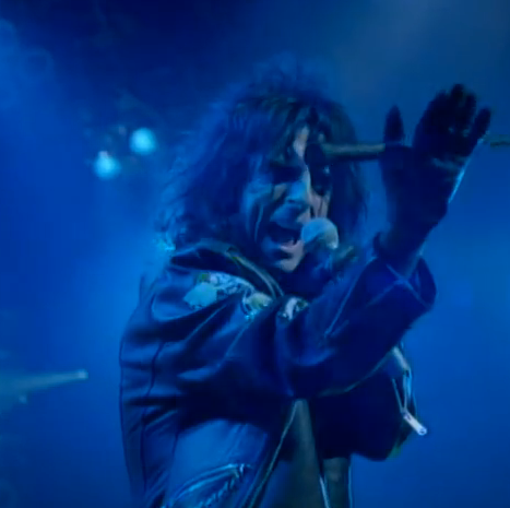 Alice Cooper Feed My Frankenstein Music Video feature