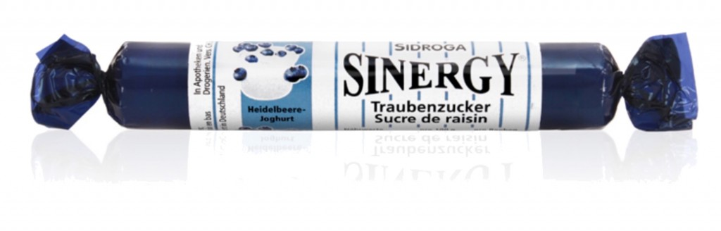 Sinergy Dextrose Blueberry
