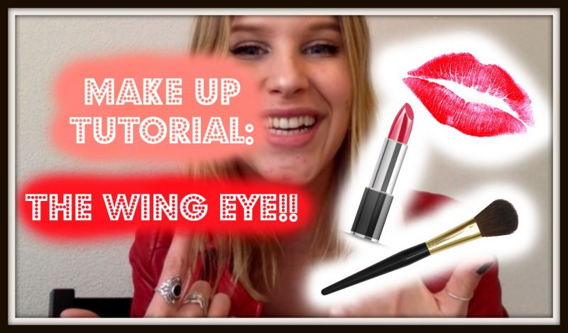 The Wing Eye – Eyeliner Look For Everyday