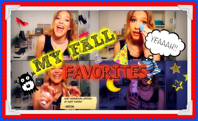 My Fall Favorites – Makeup, Skincare and Fashion + Best Spinal Tap Moment