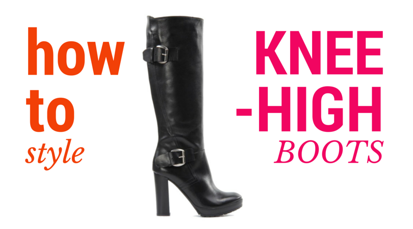 how to style knee high boots - i am metal heart
