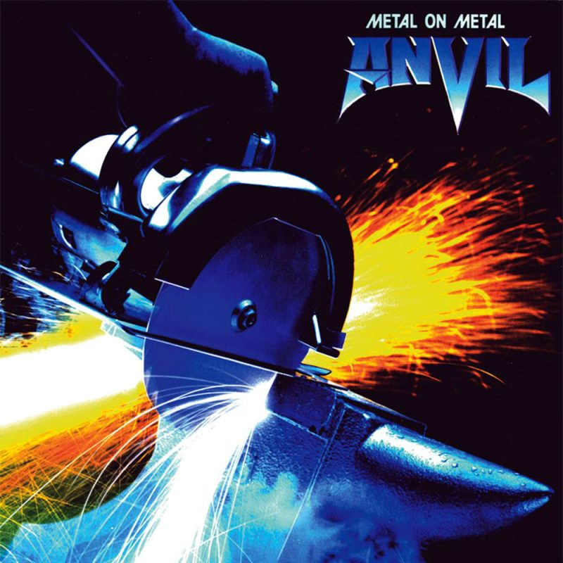 Anvil – Metal On Metal (1982)