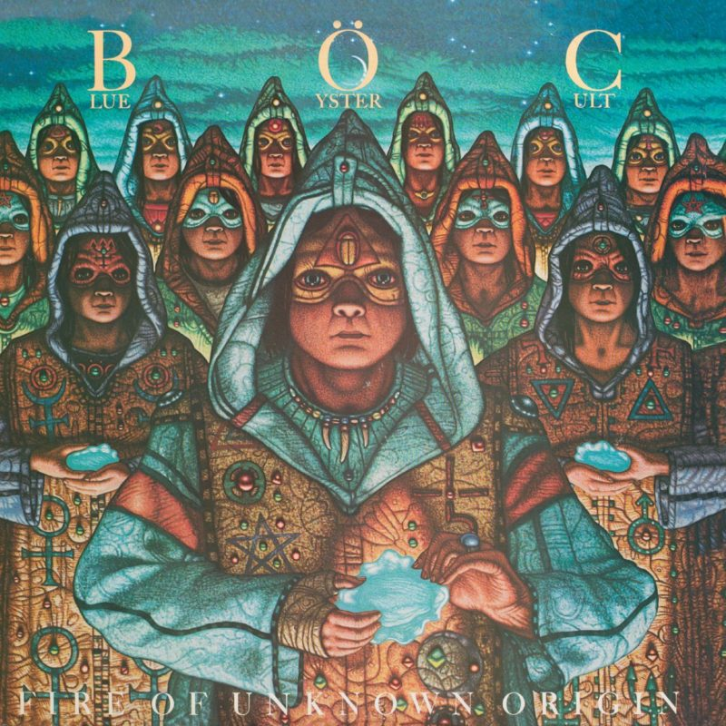 Blue Öyster Cult – Fire Of Unknown Origin (1981)