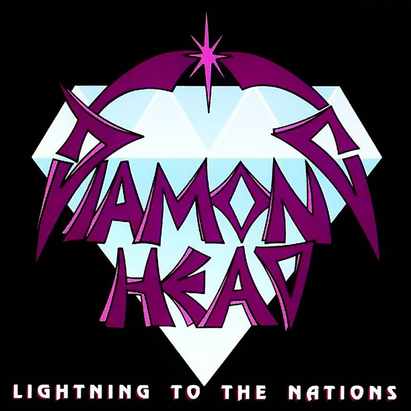 Diamond Head – Lightning to the Nations (1980)