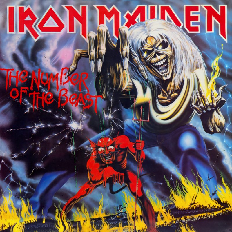 Iron Maiden – Number Of The Beast (1982)