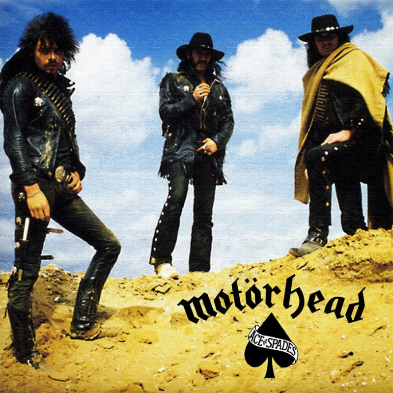 Motörhead – Ace Of Spades (1980)