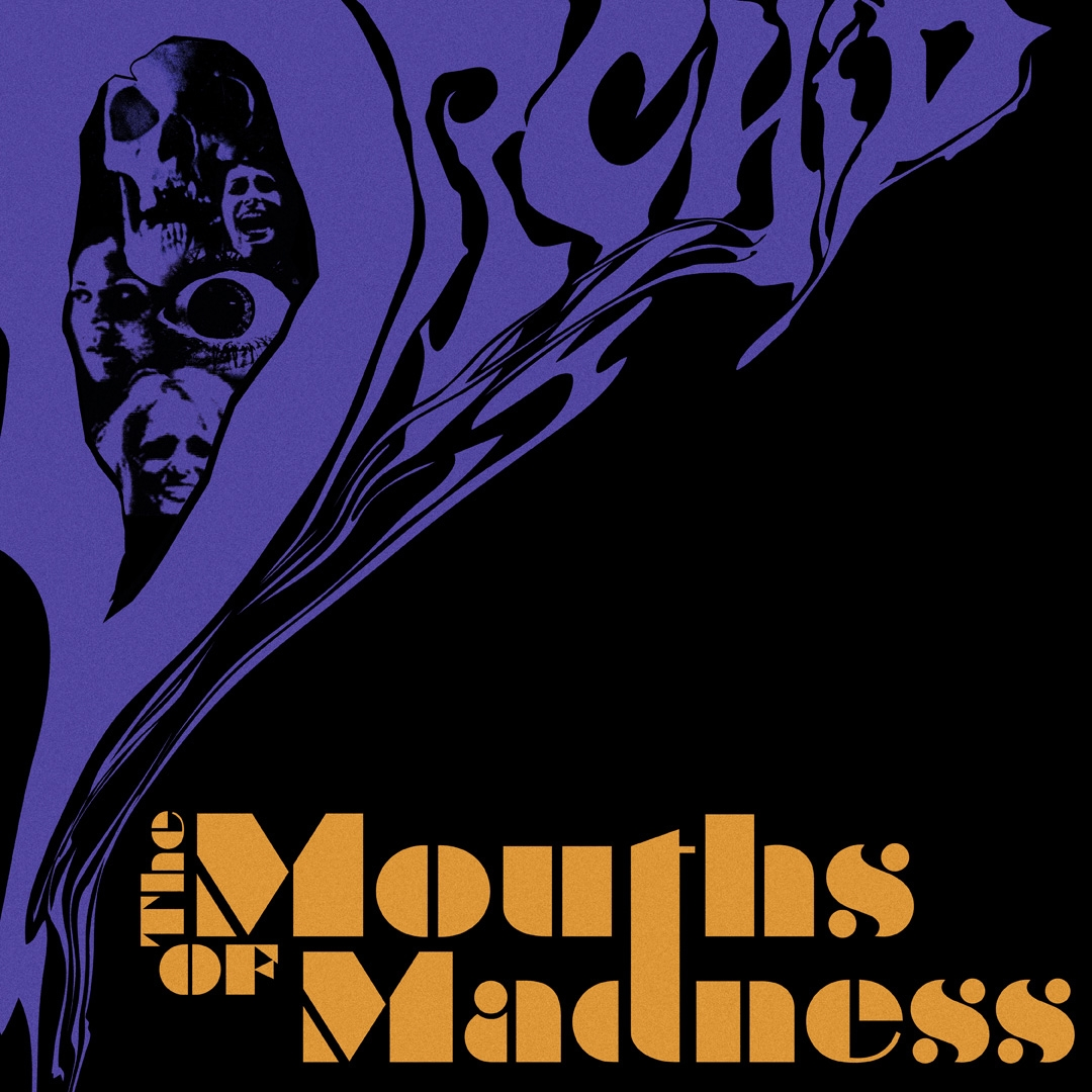 Orchid - The Mouths Of Madness - Artwork