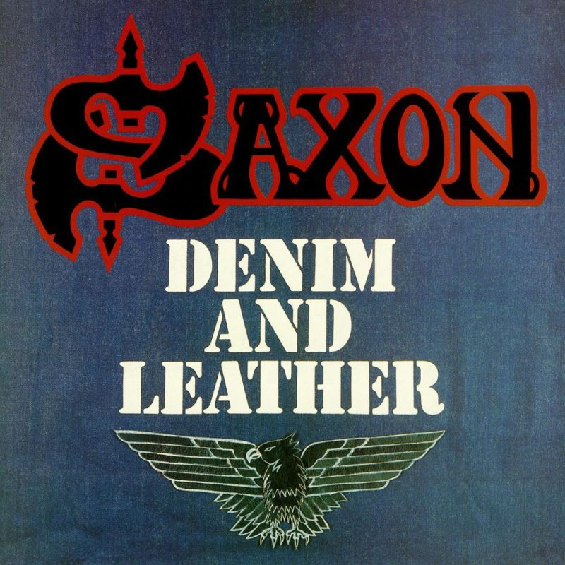 Saxon – Denim And Leather (1981)
