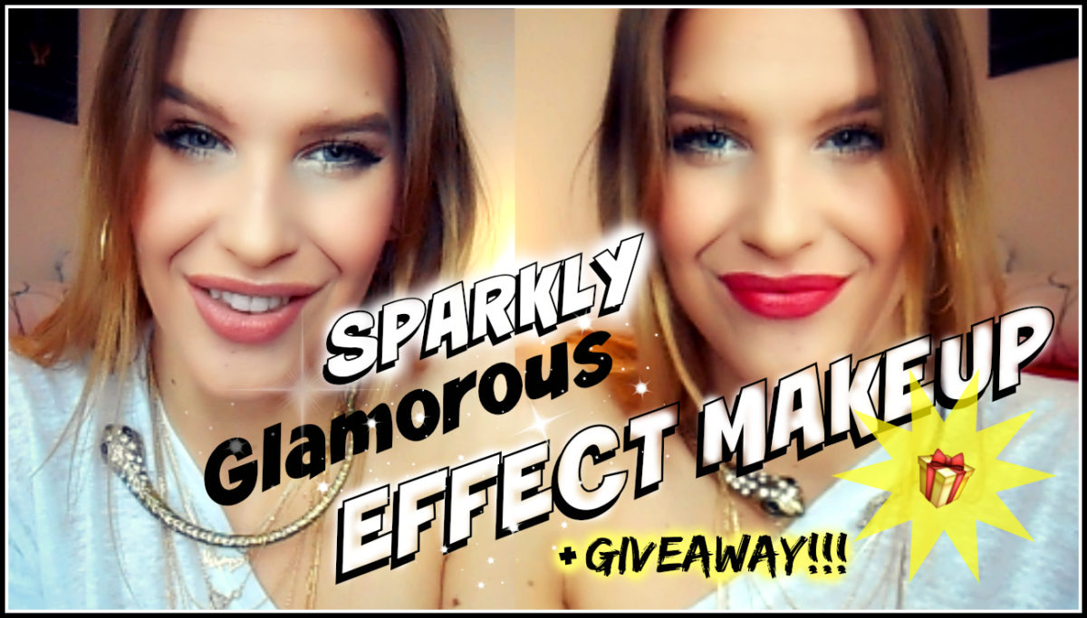 Thumbnail Sparkly Glamorous Makeup Look Giveaway