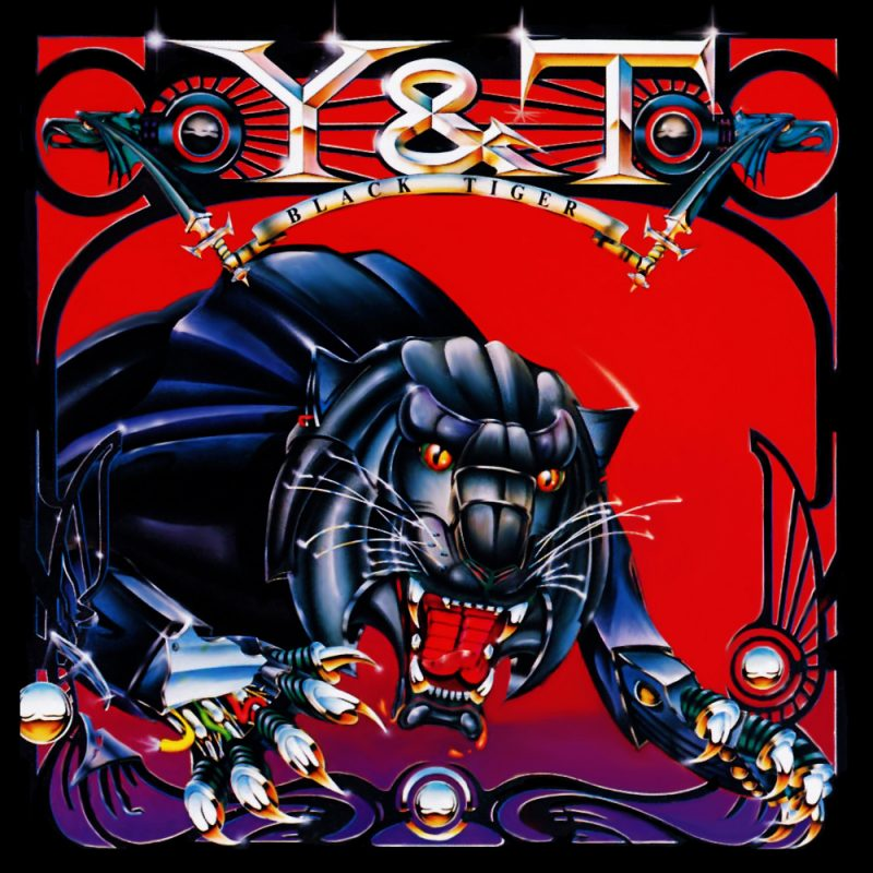 Y&T – Black Tiger (1982)