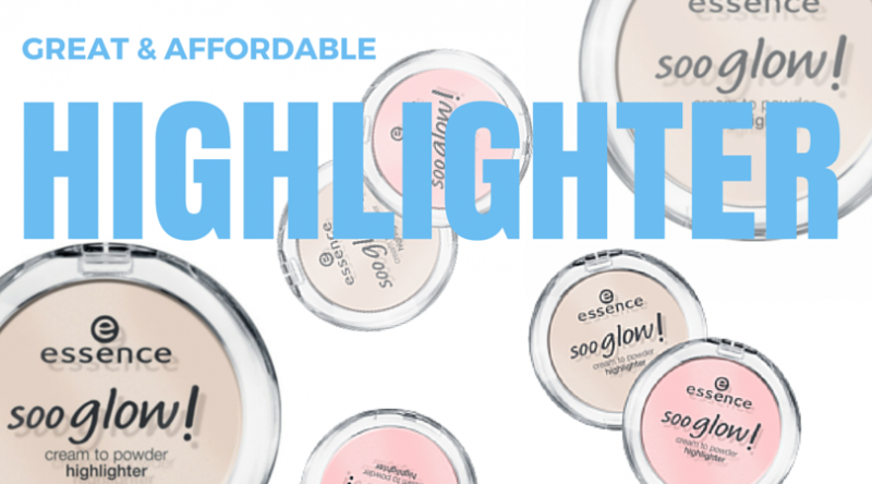 Great & Affordable Highlighter