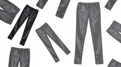How to style leather pants i am metal heart