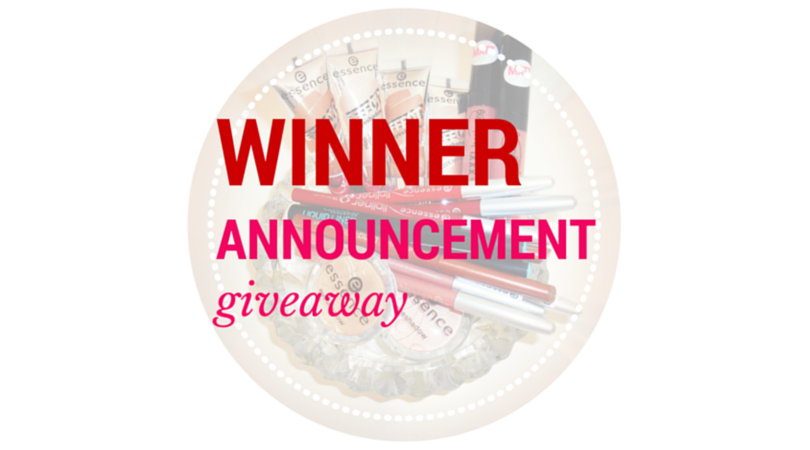 makeup giveaway winner announcement i am metal heart