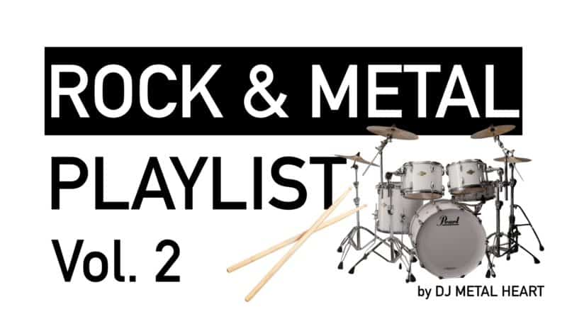 DJ Metal Heart: Rock And Metal Vol. 2