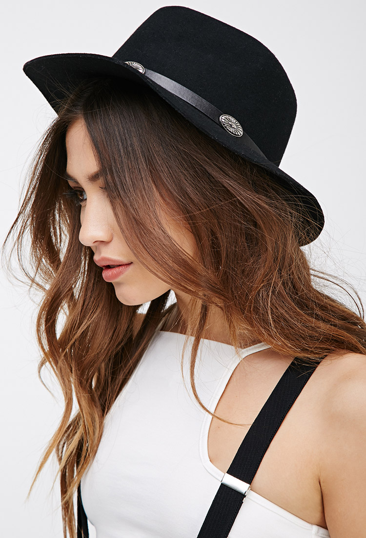 forever-21-fedora-hat-with-belt