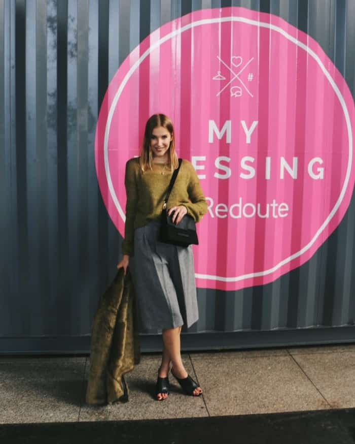 La Redoute My Dressing Zurich with Katrin Roth – I am Metal Heart