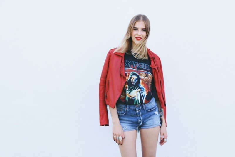 Why I Love Heavy Metal + Bandshirt Outfit