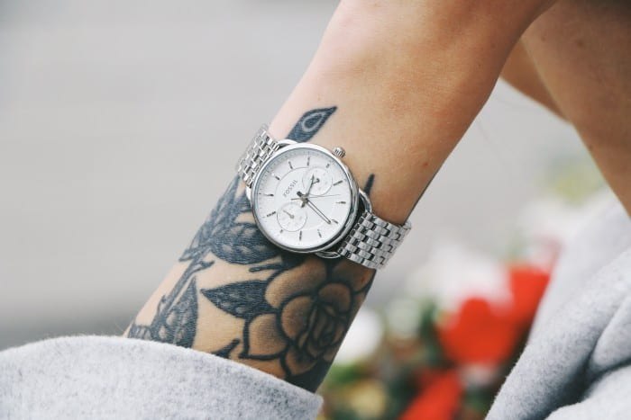 Fossil Watches - I am Metal Heart