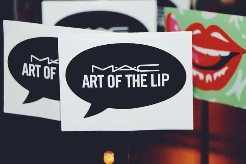 Mac Art Of The Lip Party with M0reniita - I am Metal Heart