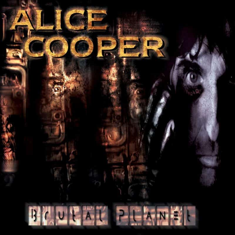 "Review: Alice Cooper ""Brutal Planet"""