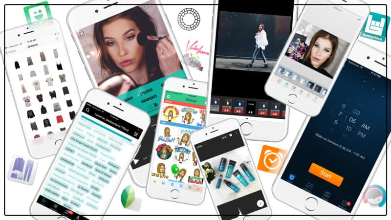 My Favorite Apps for iPhone – Lifestyle, Gaming, Photo/Video Editing & more  ?? ??