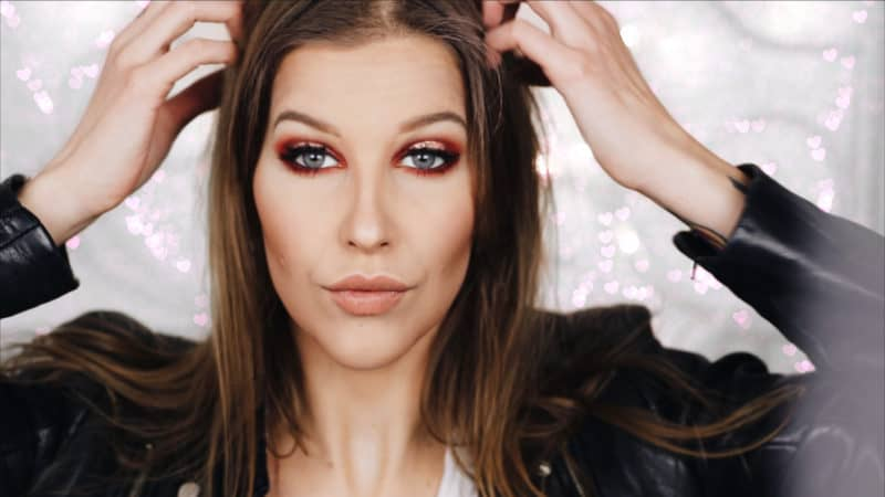 Video: Valentine's Day Makeup Tutorial
