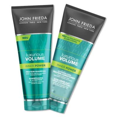 I_am_Metal_Heart_Blog_Review_John_Frieda_Luxurious_Volume_Inner_Power_Carina_Shampoo_Conditioner Kopie